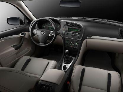 2014 Saab 9-3 Interior
