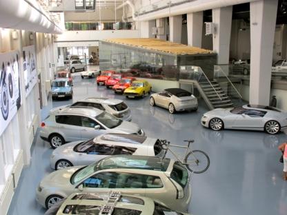 2014 Saab Car Museum