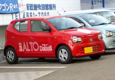 2014 Suzuki Alto S (HA36S) 8th generation