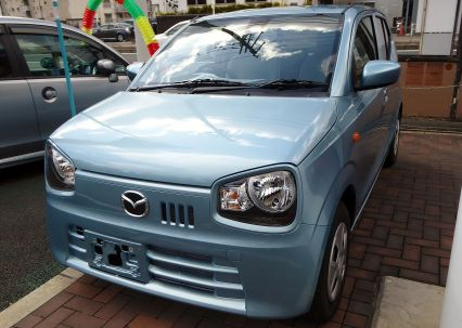 2015 Mazda CAROL GS (HB36S) front