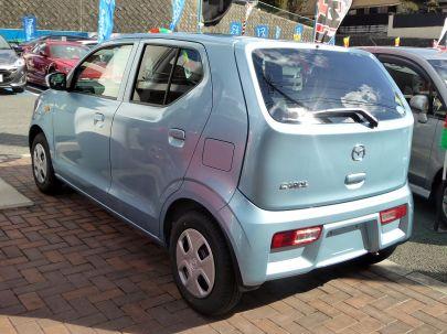 2015 Mazda CAROL GS (HB36S) rear