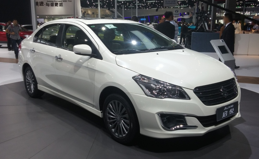 2015 Suzuki Alivio