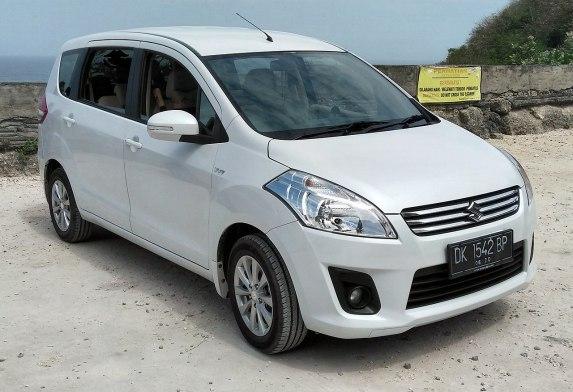 2015 Suzuki Ertiga GX (Indonesia)