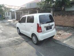 2015 Suzuki Karimun Wagon R GS (rear), West Surabaya