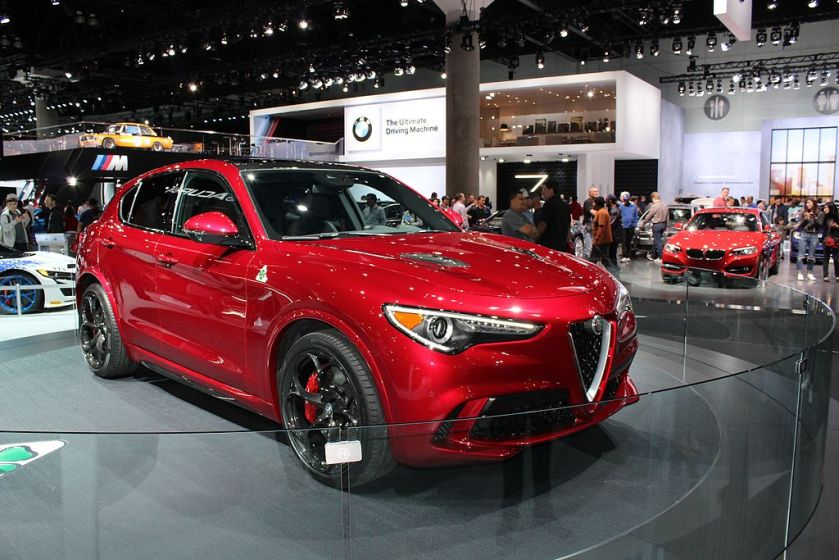 2016 Alfa Romeo Stelvio
