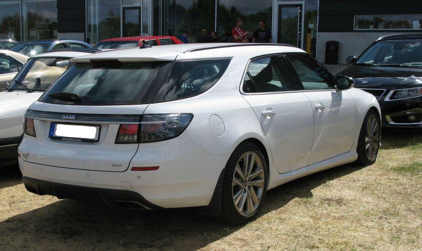 2016 Saab 9-5 SportCombi