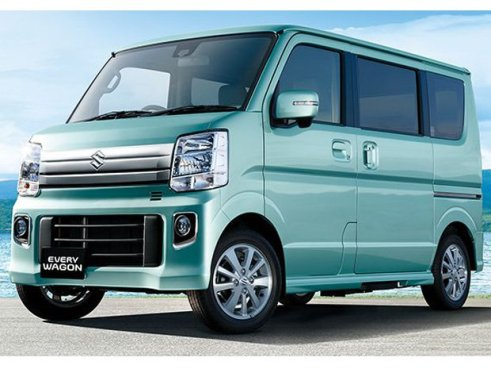2016 Suzuki Every Landy