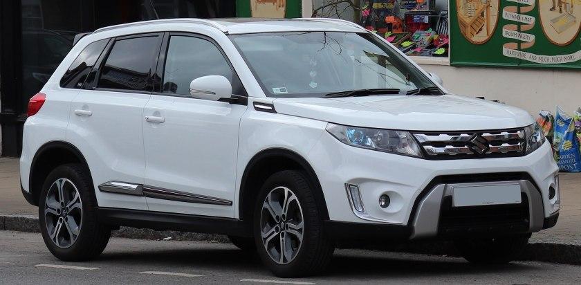 2016 Suzuki Vitara SZ5 Rugged 1.6
