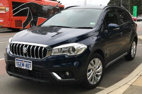 2017 Suzuki SX4 S-Cross (JY) Turbo wagon front