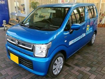 2017 Suzuki Wagon R HYBRID FX MH55S 6th gen