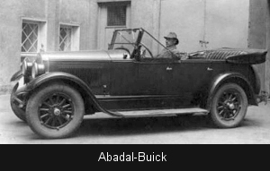 abadal buick bw