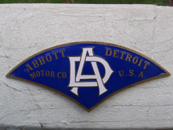 Abbott-Detroit Blue Gold logo