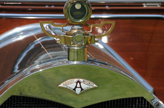 Abbott-Detroit car logo