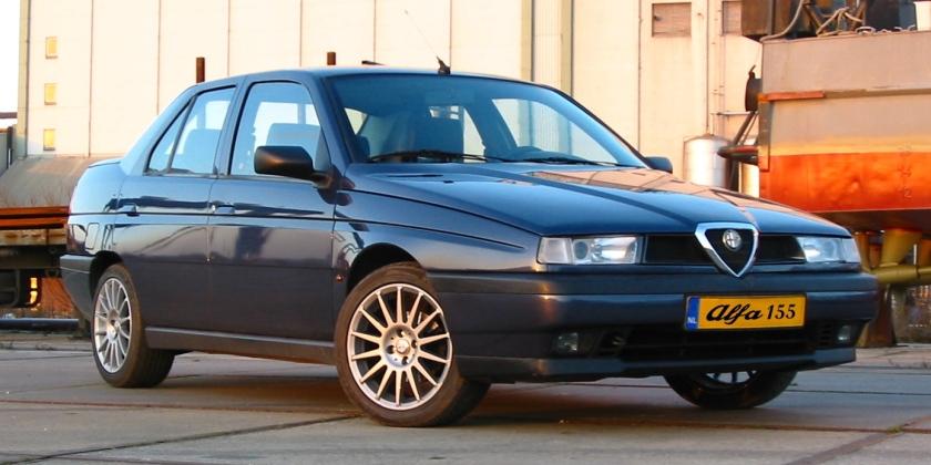 Alfa Romeo 155 1.7 8V Wide Body
