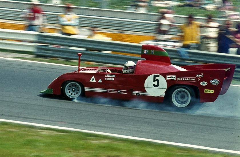 Alfa Romeo 33 TT 12 - Redman 1974-05-19