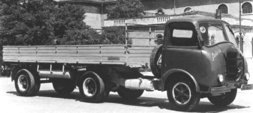 Alfa Romeo 430 (Commercial vehicles)