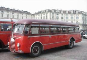 Alfa romeo 430RE Autobus Fiat 626 RN