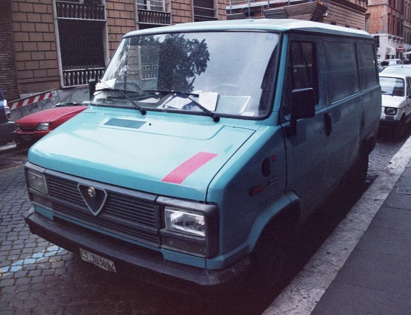 Alfa Romeo 6 14