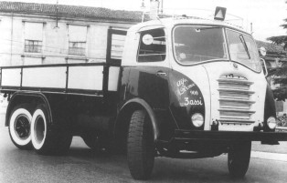 Alfa Romeo 900 (Commercial vehicles) 1