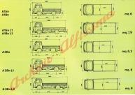 Alfa Romeo A15 A19 A38 a