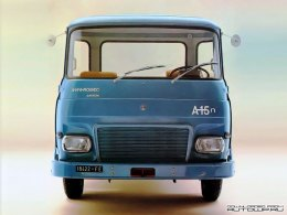 Alfa Romeo A15 ad Saviem