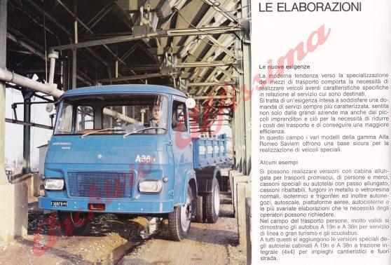 Alfa Romeo A38 e