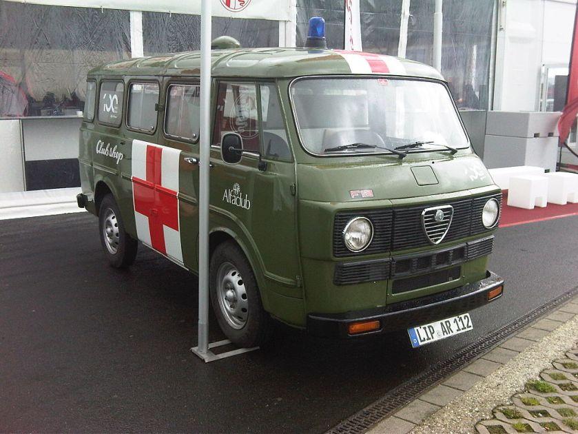 Alfa Romeo Autotutto F12