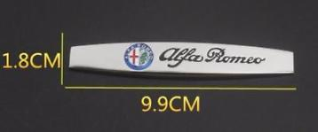 ALFA ROMEO Embleem Logo Badge auto kado