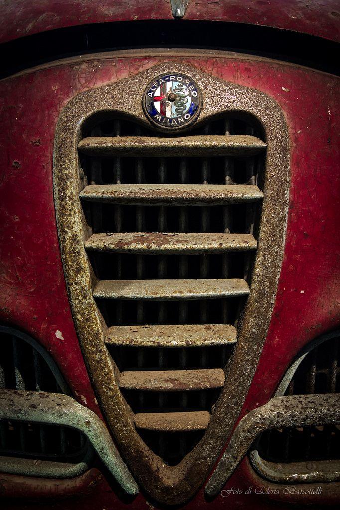Alfa Romeo Logo old