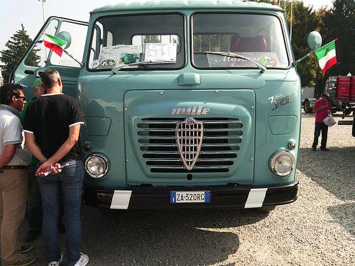 Alfa Romeo Mille, 3 assi Fresia