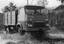 Alfa Romeo produced light trucks A15 - A19 - A38
