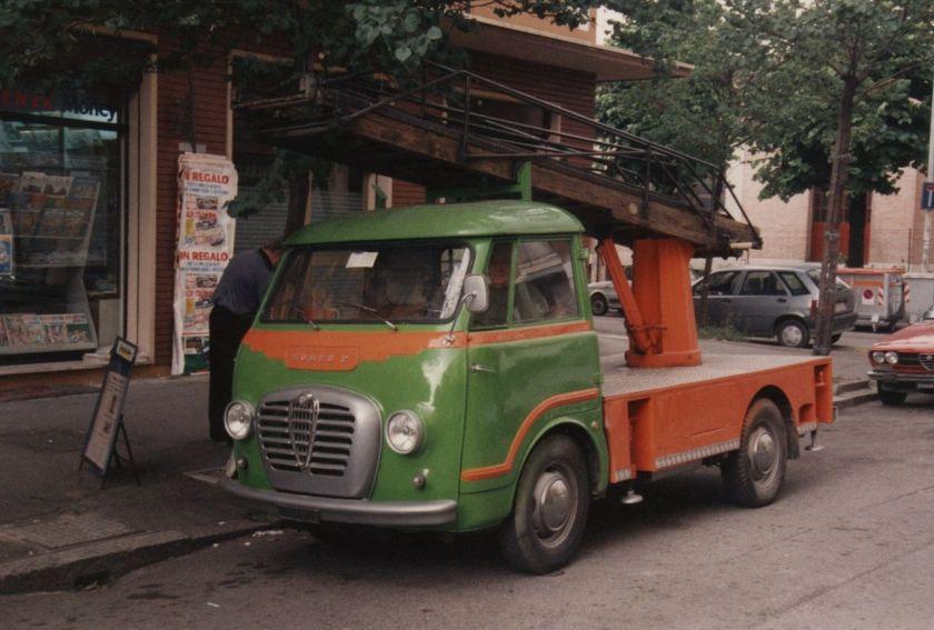 Alfa Romeo Romeo 2 Lorry - LKW 1