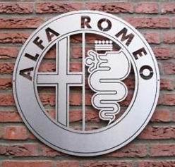Alfa Romeo RVS Logo