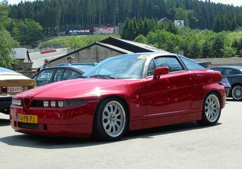 Alfa Romeo Sz Geen Originele Velgen Myn Transport Blog