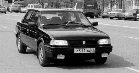 AZLK Knyaz Vladimir 2142