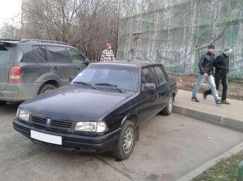 AZLK(IZH) Moscvitch -2142