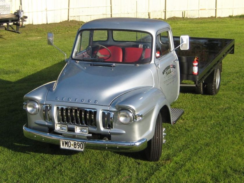 Bedford J3 Truck Finalsilver1200