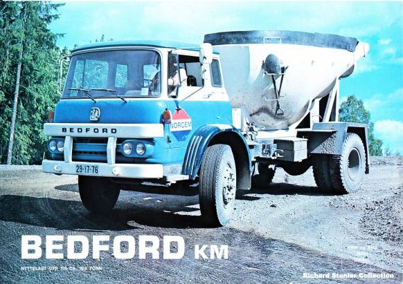 Bedford KM