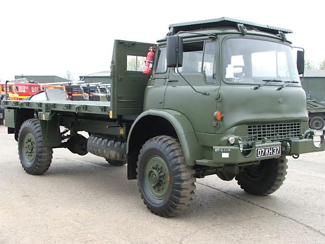 bedford mj 2 truck