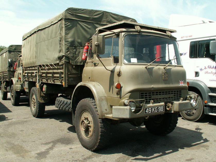 Bedford Mk, 4-ton class GS truck (MLC 10)