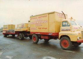 Bedford R series in 1982