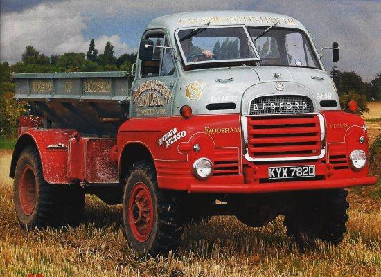 Bedford RL Spreader