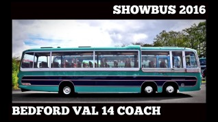 BEDFORD VAL 14 COACH ON BOARD FOOTAGE