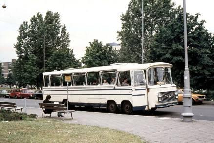 Bedford Val touringcar Verharen Rijen 2