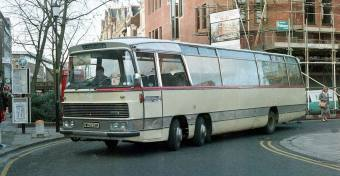 Bedford VAL Twin Steer DWN253K