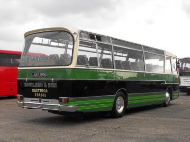 Bedford VAM, Duple Viceroy EDY 565E