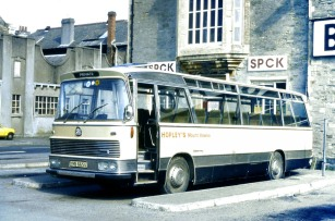Bedford VAM YR8 665G