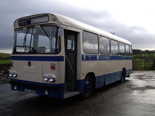 Bedford YLQ Alexander (Belfast) X Type