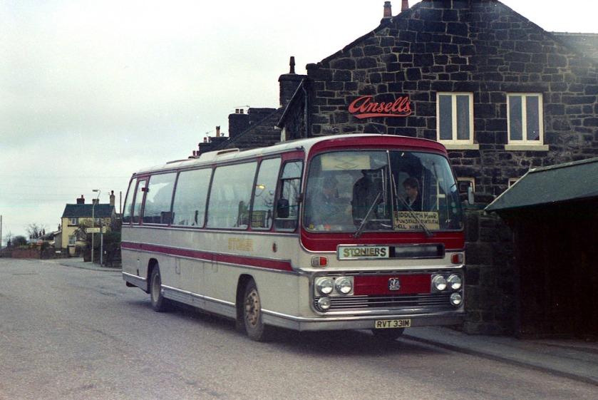 bus coach grant bedford yrt