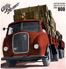 Camião ALFA ROMEO 800